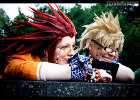 Akuroku: Good times... by Majin-sama
