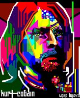 Kurt cobain in_WPAP by guwa0413