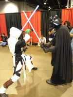 Starkiller vs Darth Vader Part 2 by scoldingspirit84
