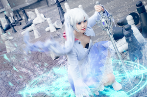 Weiss Schnee: I might change it all by AN0RIEL