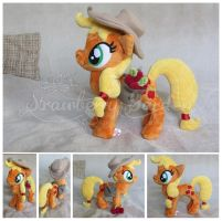 Applejack by Spark-Strudel