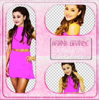 Photopack/Ariana Grande/PNG. by BrennTutorialess