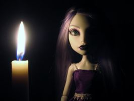 Candle light by gorby1961
