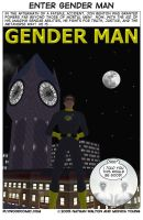 Plywood: Enter Gender Man by PGFish