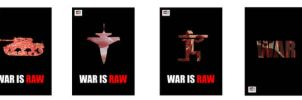 WAR IS RAW CAMPAIGN0 by xiruxiru