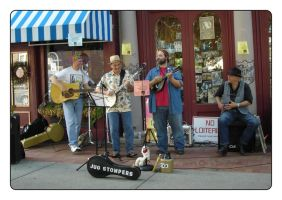 Ramblin' Jug Stompers by chrisbouchard