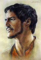 Oberyn Martell by MeduZZa13