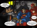 At The Hall of Justice 6 ... by Misterho