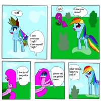 Pinkie Pie Comic 3 by Lovehalo