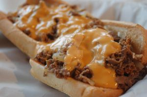 Cheesesteak the First by saourealis