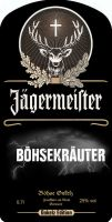 jaegermeister front label by Time84