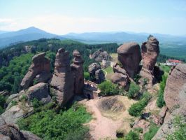 Belogradchik rocks by kala-balak