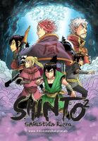 SHINTO 2 Cover by sebasrd24