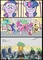 Meet the ROBOTS! - P10 by Metal-Kitty