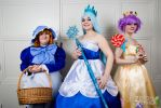 Candyland Cosplay by HatterSisters