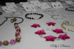 Colored Necklaces by Amb08