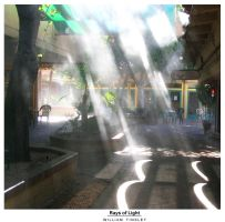 Rays of Light by mooboy