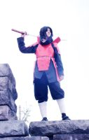 Cosplay Uchiha Madara 348 by NakagoinKuto