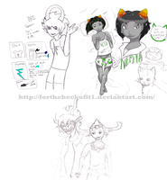 Sketchstuck: Dump by Fortheheckofit1