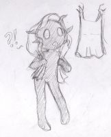 Cosa Lolicon - Sketch by SweetCrow