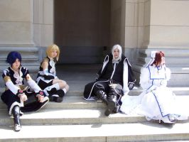Trinity Blood: AB Group 1 by anda-chan