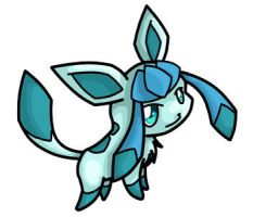 471. Glaceon by ChibiTigre
