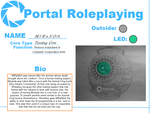 Character Sheet|M.I.R.a.N.D.A|Portal Roleplaying by nightraven010