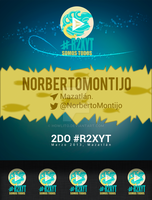 #R2XYT 2nd badge proporsal by howlito
