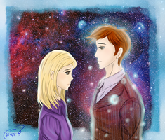 For Zelda-san: Doctor Who - Science and Faith by kahochanlenkunlovers
