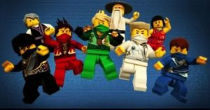 FIRST LOOK AT NINJAGO 2014 by TombRaiderNinja