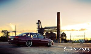 My 1993 Holden VR Commodore by SuperSprayer