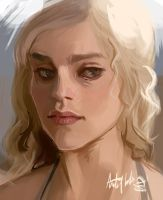 MOTHER OF DRAGONS by keytaro