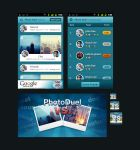 Android app design by eLdIn94