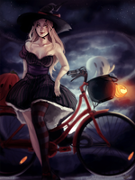 Cycle Devil by WernoZaur