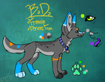 2013 B.D. Reference by ThatTroubledFennec