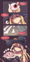 Trick or treat by JinZhan