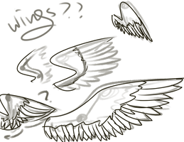 more wing practice waw by gummi-chemist
