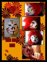 ANBU Mask: Anko by querulousArtisan