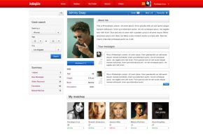 DatingSite by 8Creo
