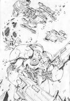 Terran Conquest - Pencils by Lukali
