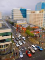 First Attempt at Tilt Shift by element321