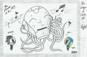 LoC 6 - The Power of the MP3 by tessa7338