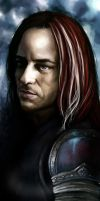 Jaqen H'ghar Bookmark by FloorSteinz