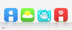 New Icons by rcreatives