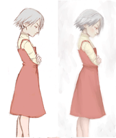 Fuu in a Dress by mausmouse