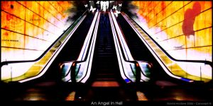 Angel In hell by Concept-X
