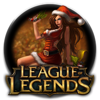 Candy Cane Miss Fortune (Chinese) Icon by DudekPRO