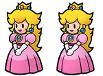 Princess Peach Vector by prohloff