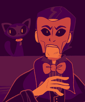 The Phantom of the Opera by ecokitty