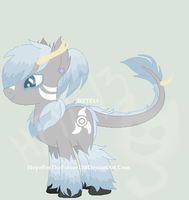 Winter Spectre Auction :CLOSED: by HopeForTheFuture13